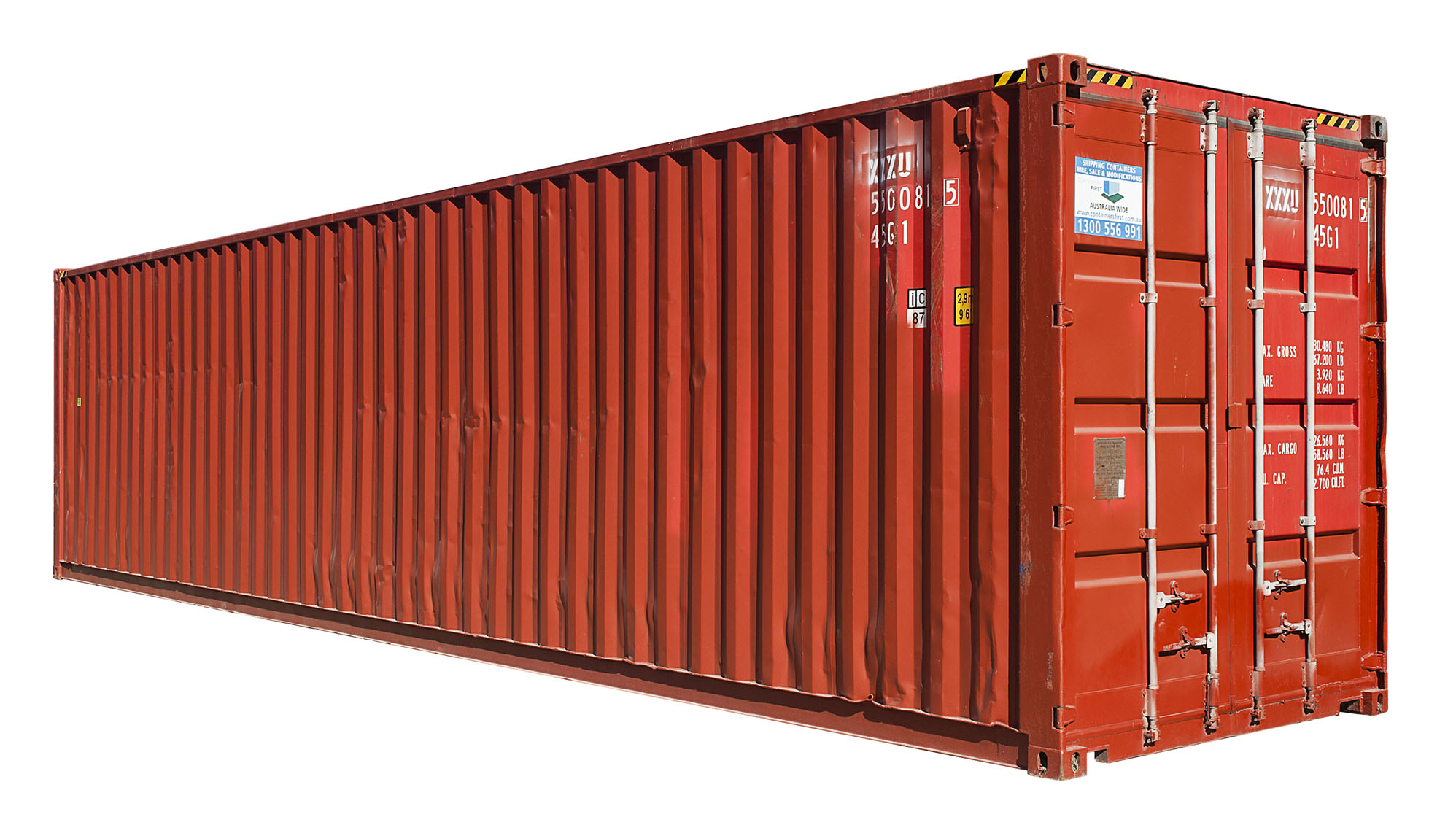 Container Hire Easy Lift Freight solutions